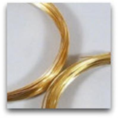Red Brass Wire